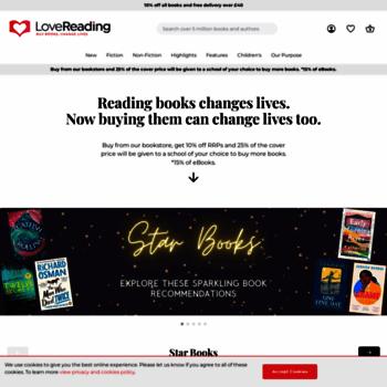 Lovereading.co.uk thumbnail
