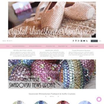 05f89e339 Lovetocrystal.com thumbnail. Swarovski Rhinestones Hotfix Flatback Crystal  & Wholesale Rhinestone