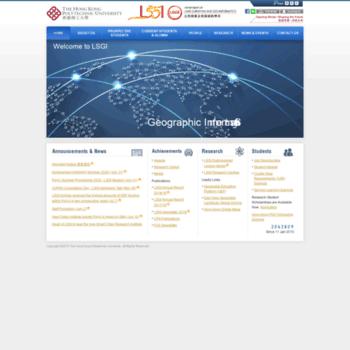 Lsgi.polyu.edu.hk thumbnail