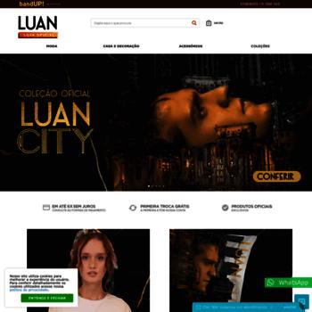 308552e1e luansantanashop.com.br at WI. Luan Santana Shop - Loja Oficial