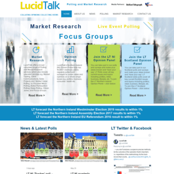 Lucidtalk.co.uk thumbnail