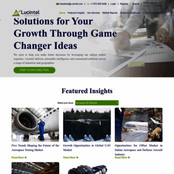 Lucintel.com thumbnail