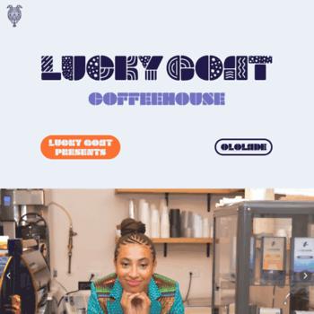 Luckygoatcoffeehouse.com thumbnail