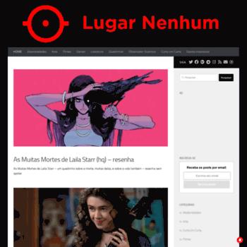 Lugarnenhum.net thumbnail
