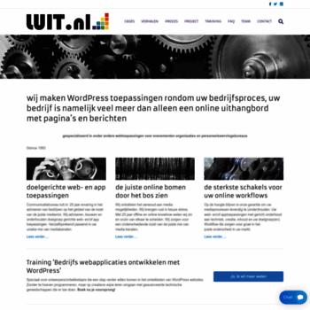 Luit.nl thumbnail