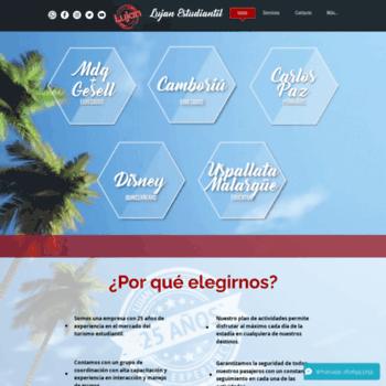 Lujanestudiantil.com.ar thumbnail