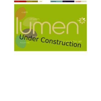 Lumenurc.org.uk thumbnail
