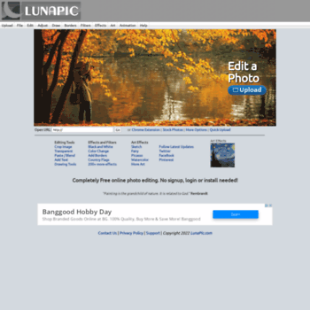 Lunapic.com thumbnail