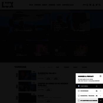 Lux-nijmegen.nl thumbnail