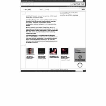 Luxonline.org.uk thumbnail