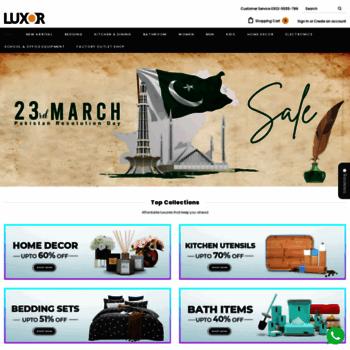 Luxor.pk thumbnail