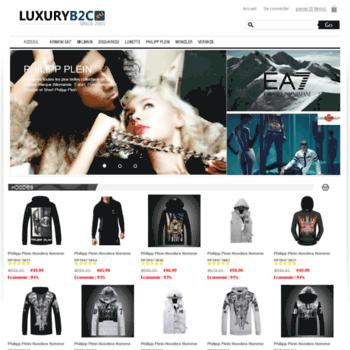 Luxuryb2c.eu thumbnail