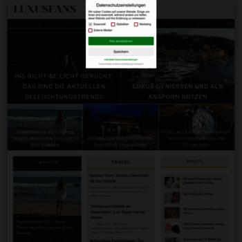 Luxusfans.de thumbnail