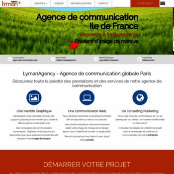 Lyman-agency.fr thumbnail