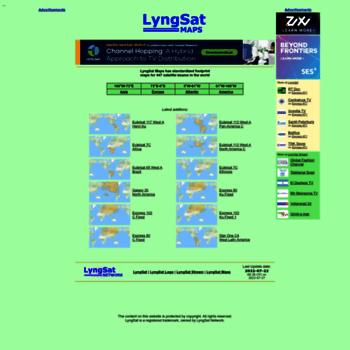 Lyngsat Maps