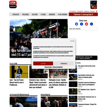 Lyoncapitale.fr thumbnail