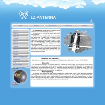 Lz-yagi-antenna.eu thumbnail