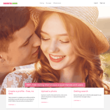Веб сайт m.web-love.ru