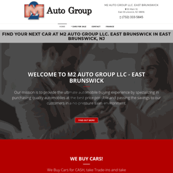 M2autogroup Com At Wi M2 Auto Group Used Cars East Brunswick Nj