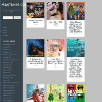 m4aitunes com at WI  m4aiTunes com - Download Free Music m4a mp3