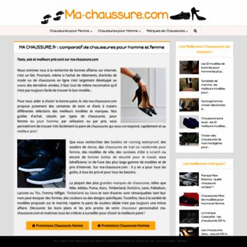 Ma-chaussure.fr thumbnail