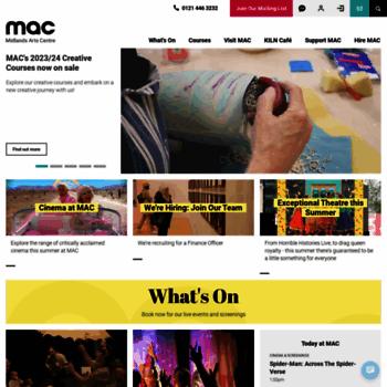 Macbirmingham.co.uk thumbnail