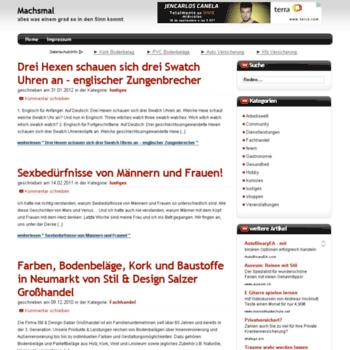 Machsmal.de thumbnail