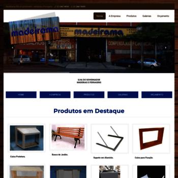Madeirama.com.br thumbnail