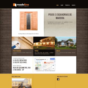 Madelina.com.br thumbnail