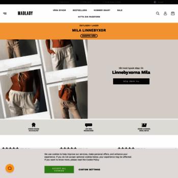 4c700b8e80e madlady.se at WI. Fast Street Fashion - Unikt mode online | madlady.se