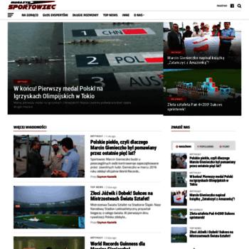 Magazynsportowiec.pl thumbnail