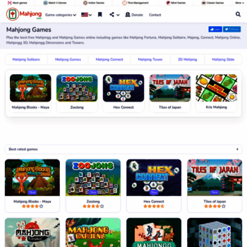 Mahjong.com thumbnail