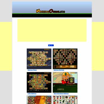 Mahjongonline.org thumbnail
