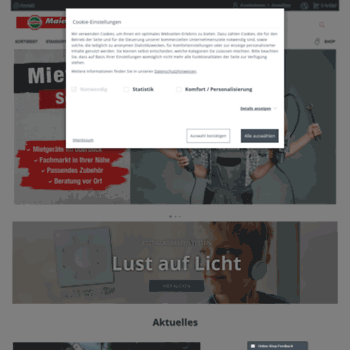 Maier-kaufmann.de thumbnail