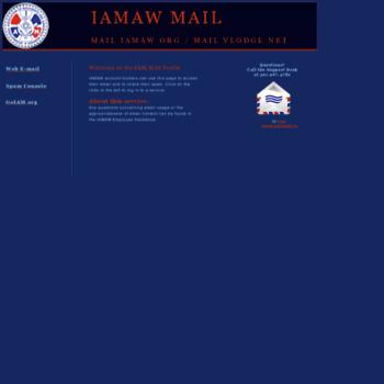 Mail.vlodge.net thumbnail