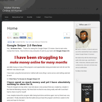 Make-money-online-at-home.net thumbnail