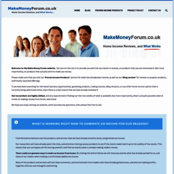 Makemoneyforum.co.uk thumbnail