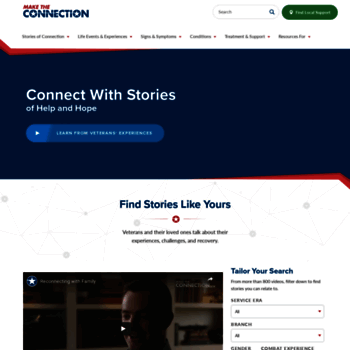 Maketheconnection.net thumbnail