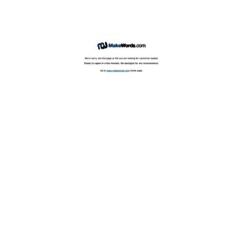 makewords com at WI  Domain Name Generator  Business