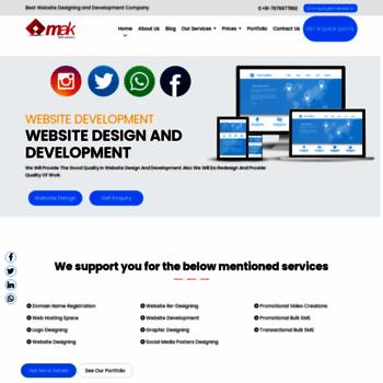makweb in at WI  Web Design   Web Developing   Responsive