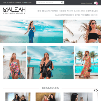Maleahboutique.com.br thumbnail