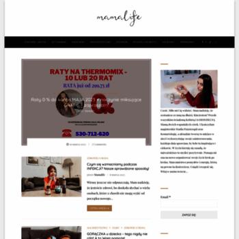 Mamalife.pl thumbnail