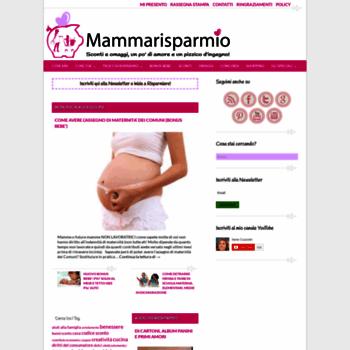 Mammarisparmio.it thumbnail