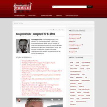 Management-radio.de thumbnail