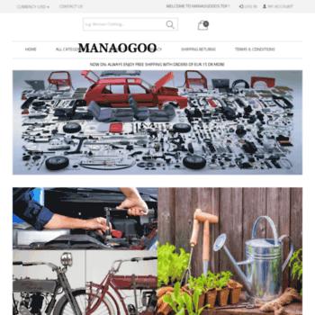 Manaogoods.top thumbnail