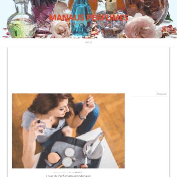 Manausperfumes.com.br thumbnail