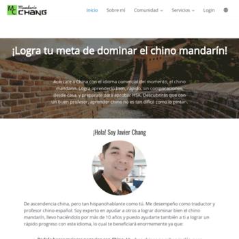 Mandarinchang.net thumbnail