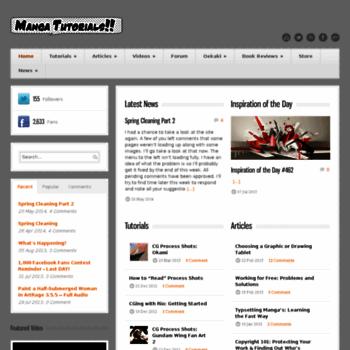 Mangatutorials.com thumbnail