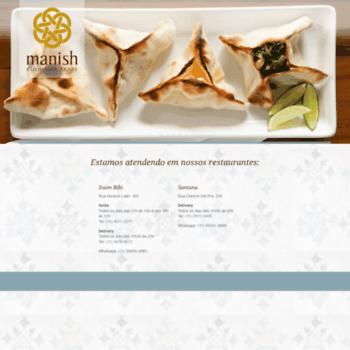 Manishrestaurante.com.br thumbnail