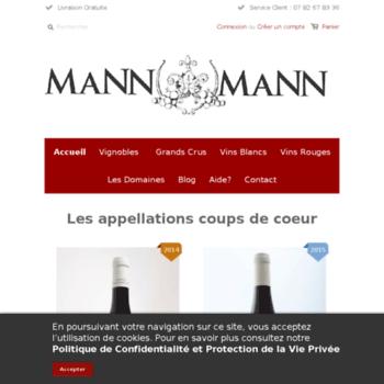 Mannmann.fr thumbnail